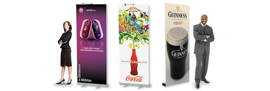 Inkgenuity Prints Advertising and Banner Stands